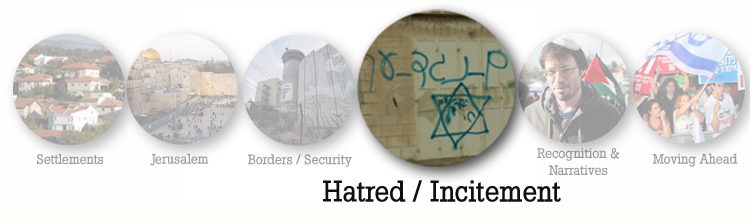 Hatred/Incitement
