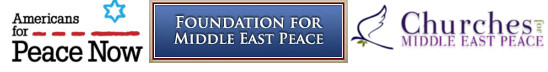 The Foundation for Middle East Peace,                         Americans for Peace Now, and Churches for Middle East Peace invite you to join us with Combatants for Peace