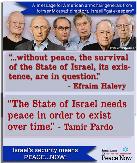 Mossad Directors