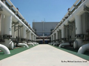 Israeli Desalinization Plant