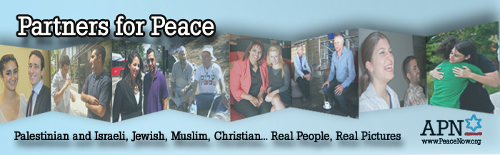 Partners for Peace Banner