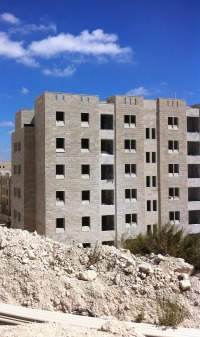 Rawabi buildings