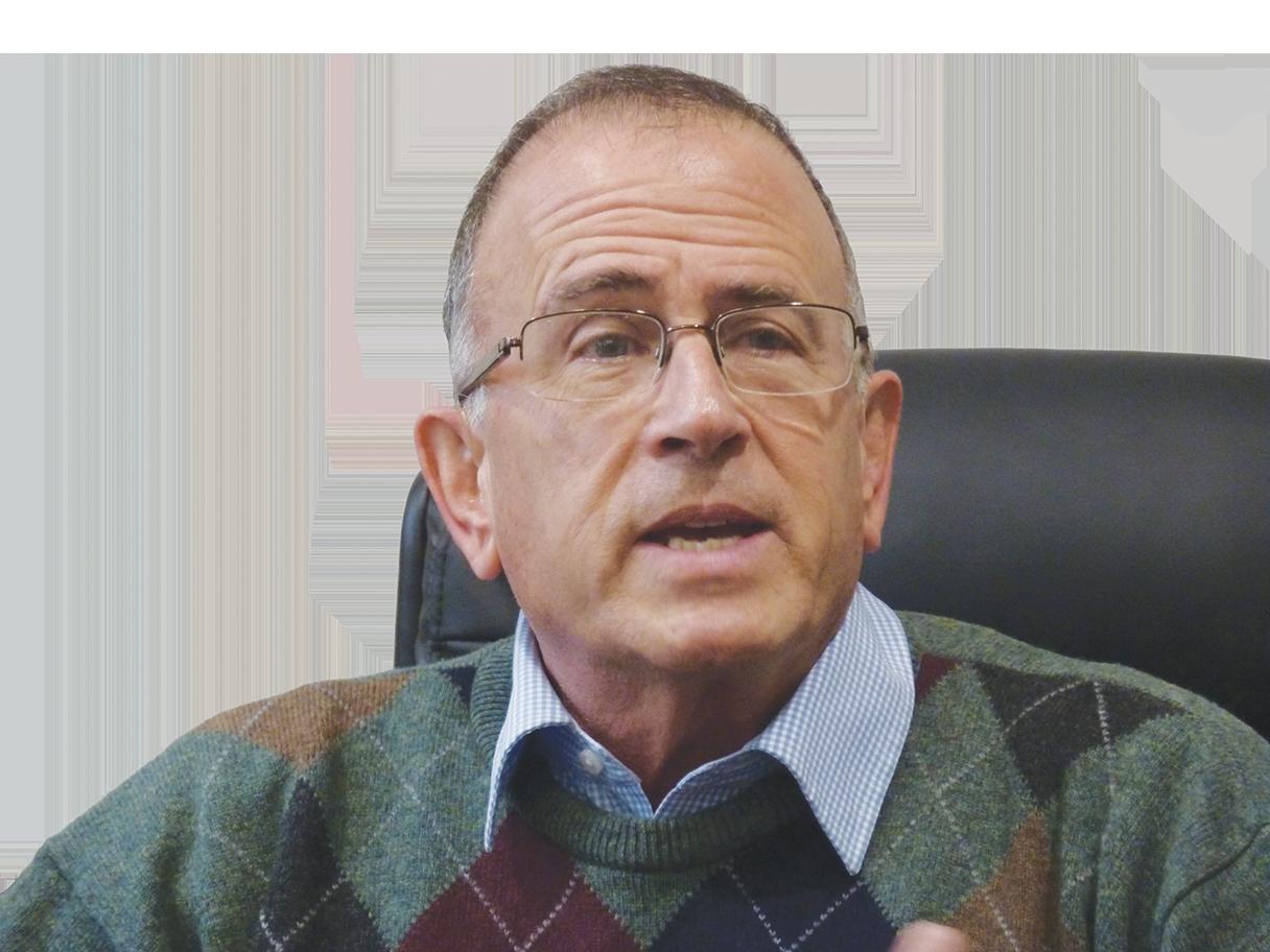 Yossi Alpher