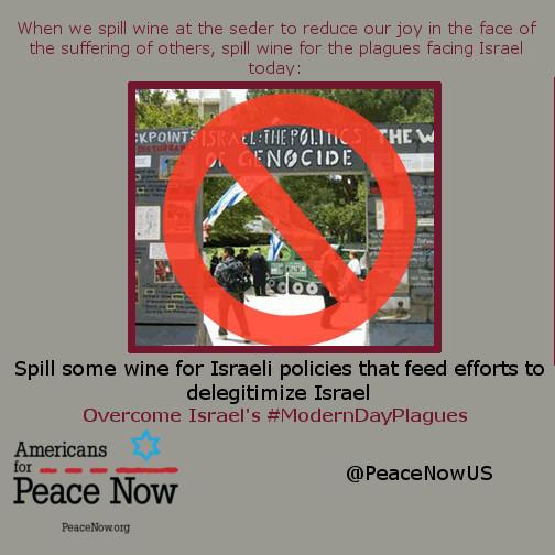 plague5 delegitimize Israel
