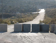Barrier between Beit Ur al-Fauqa and Route 443 186x140.jpg